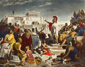 The Athenian Assembly